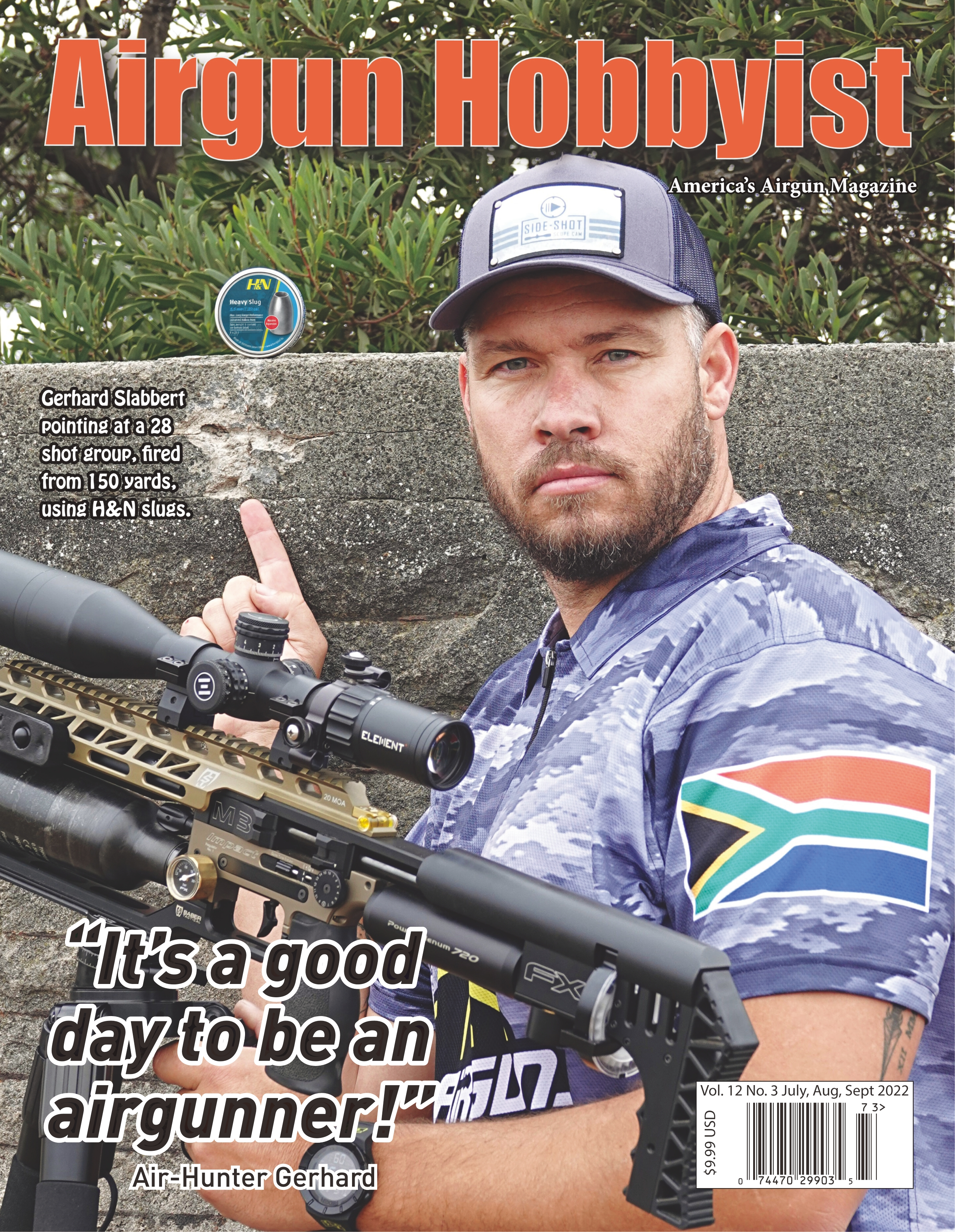 Airgun Hobbyist Magazine The Ultimate Avian Challenge - by Ji
